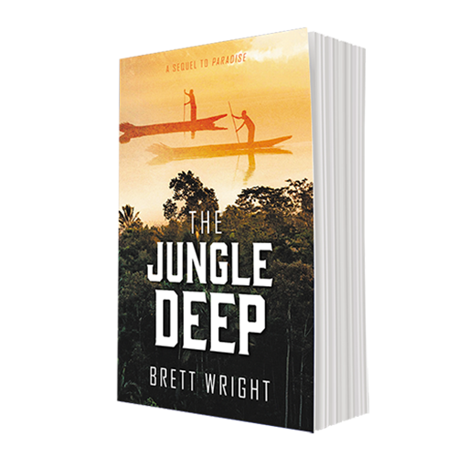 The Jungle Deep by author Brett wright